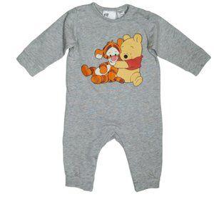H & M Winnie the Pooh & Tigger Bodysuit